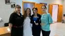 Студенты поздравляют всех женщин техникума с их праздником_14